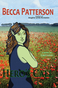Becca Patterson Hero's Call cover